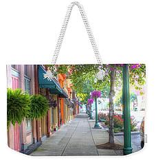 Marietta Sidewalk Weekender Tote Bag