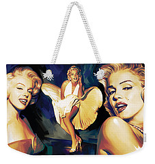 Marilyn Monroe Artwork 3 Weekender Tote Bag
