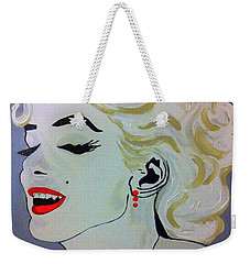 Marilyn Monroe Beautiful Weekender Tote Bag