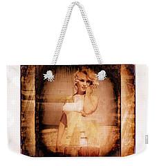 Marilyn Monroe Film Weekender Tote Bag by EricaMaxine  Price