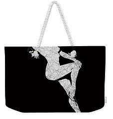 Marilyn Monroe The Lightning Weekender Tote Bag