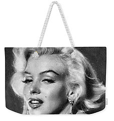 Beautiful Marilyn Monroe Unique Actress Weekender Tote Bag