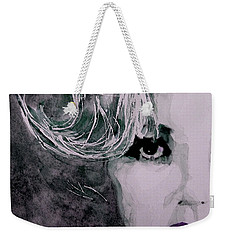 Marilyn No9 Weekender Tote Bag by Paul Lovering