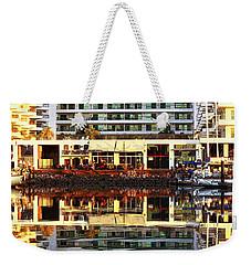 Marina Mazatlan Mirror Weekender Tote Bag