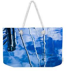 Marina Sail Weekender Tote Bag