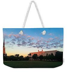 Marion Square Sunrise Weekender Tote Bag