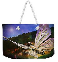 Mariposa Galactica Weekender Tote Bag