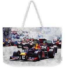 Mark Webber Weekender Tote Bag