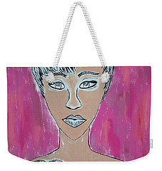 Marked Memory Weekender Tote Bag