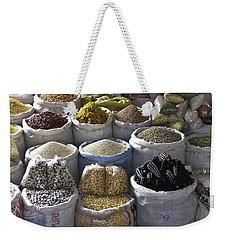 Market - Cusco Peru Weekender Tote Bag