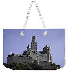 Marksburg Castle 18 Weekender Tote Bag