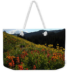 Maroon Bells Wilderness Weekender Tote Bag