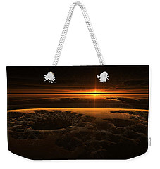 Marscape Weekender Tote Bag by GJ Blackman