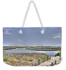 Marsh Weekender Tote Bag by David Troxel