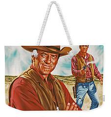 Marshall Mat Dillon Weekender Tote Bag