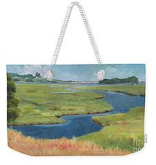 Marshes Weekender Tote Bag