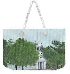 Martha Mary Chapel Weekender Tote Bag