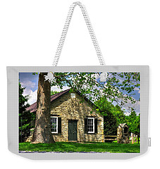 Maryland Country Churches - Fairview Chapel-1a Spring - Established 1847 Near New Market Maryland Weekender Tote Bag