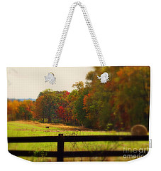 Maryland Countryside Weekender Tote Bag by Patti Whitten