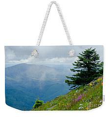 Mary's Peak Viewpoint Weekender Tote Bag