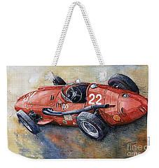 Maserati 250 F 1957  Weekender Tote Bag
