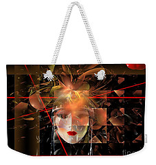 Mask 0145 Marucii Weekender Tote Bag