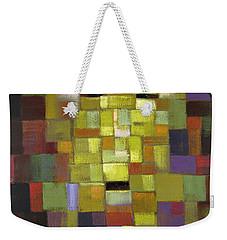 Mask Of Color Weekender Tote Bag