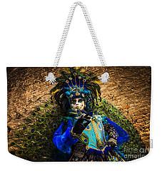 Mask Portrait I Weekender Tote Bag