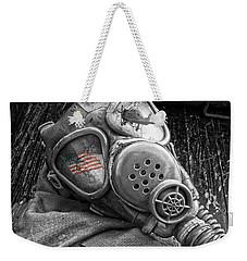 Masked Freedom Weekender Tote Bag