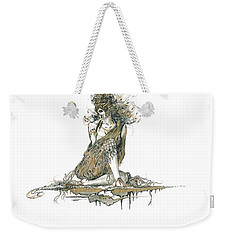 Wanita Weekender Tote Bag by Julio Lopez