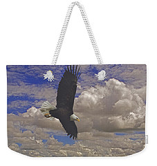 Master In Flight - Signed  Weekender Tote Bag