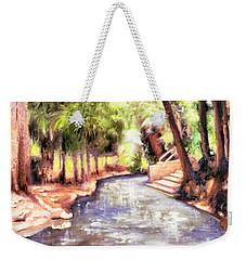 Mataranka Hot Springs Weekender Tote Bag