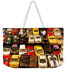 Allied Matchbox Cars  Weekender Tote Bag