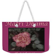 Matri Dhama Design 5 Weekender Tote Bag by Bobbee Rickard