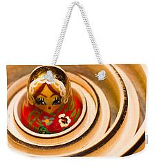 Matryoshka Doll Weekender Tote Bag