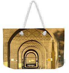 Weekender Tote Bag featuring the photograph Matryoska by Joseph Skompski