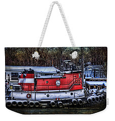 Matt Allen In Saugatuck Michigan Weekender Tote Bag