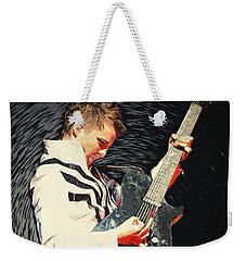 Matthew Bellamy Weekender Tote Bag