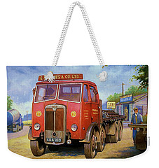 Maudslay Meritor Weekender Tote Bag
