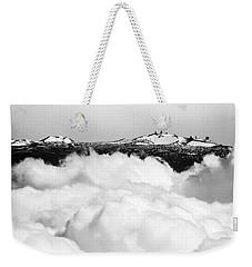 Mauna Kea Weekender Tote Bag by Denise Bird