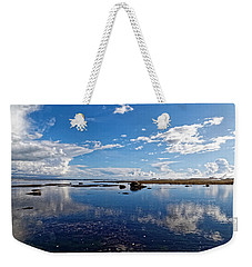 Mavericks Beach Weekender Tote Bag