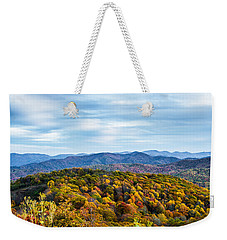 Max Patch Bald Weekender Tote Bag