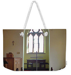 May Hill Church Weekender Tote Bag by John Williams