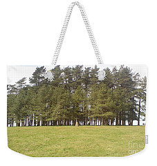 May Hill Tree Tops Weekender Tote Bag by John Williams