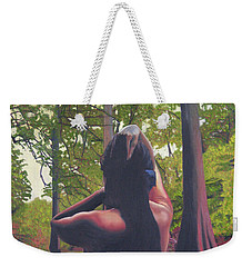 May Morning Arkansas River 5 Weekender Tote Bag