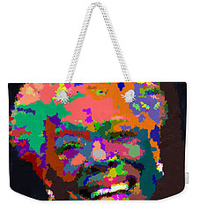 Maya Angelou - Abstract Weekender Tote Bag
