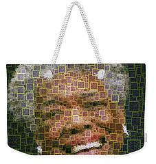 Maya Angelou - Qr Code Weekender Tote Bag