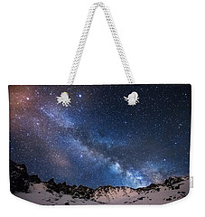 Mayflower Gulch Milky Way Weekender Tote Bag