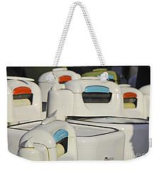 Maytag Weekender Tote Bag by Mary Carol Story