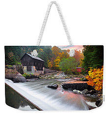 Mcconnell's Mill Fall  Weekender Tote Bag